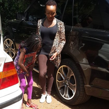 terryanne3 420x420 - From Lilian Muli To Lulu Hassan: Favorite TV Anchors With Their Children