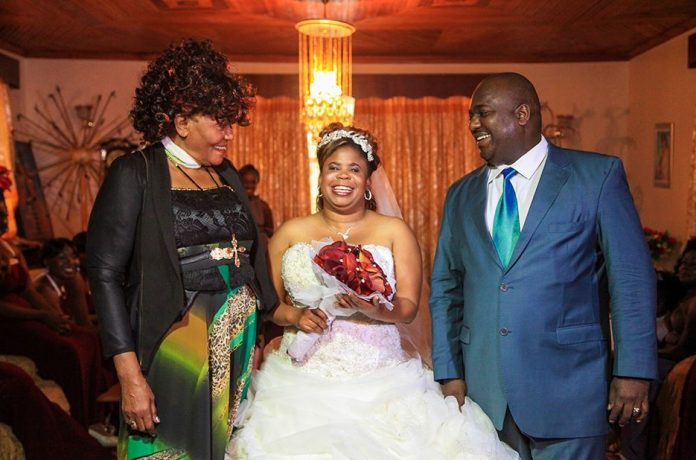 last year betty kyallo and dennis okaris wedding made headlines in most of the local publications and tabloids it was a glamorous wedding one of a kind