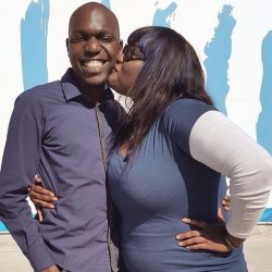 Larry Madowo Girlfriend 1 250x250 - 'I've Never Found Someone Who Can Put Up With Me' Larry Madowo says