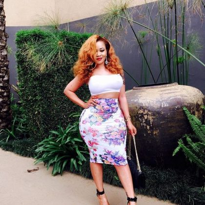 Vera24022016 420x420 - Crowning glory! 10 Hair styles that transformed Vera Sidika to a wife material