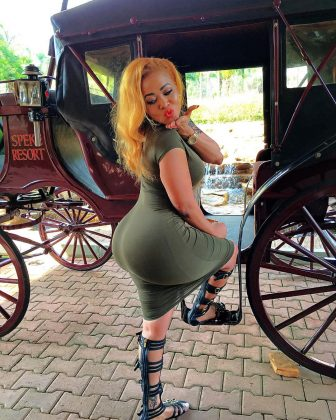 Vera Sidika 336x420 - Crowning glory! 10 Hair styles that transformed Vera Sidika to a wife material
