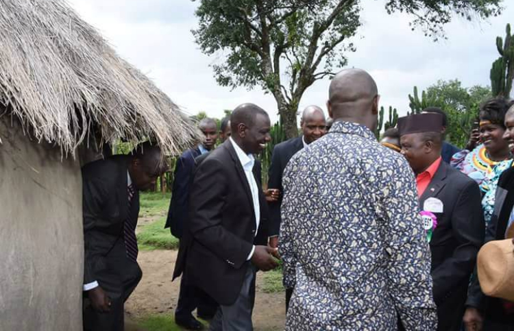7 Times DP William Ruto Really Tried To Convince Kenyans He Is A Hsutler (PHOTOS)
