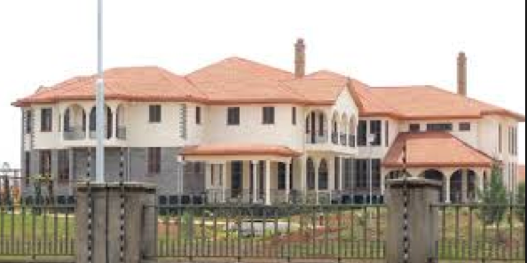 William Ruto5 - From William Ruto To Aden Duale, Politicians Who Own Expensive Homes