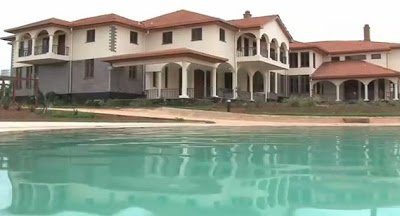 William Ruto1 - From William Ruto To Aden Duale, Politicians Who Own Expensive Homes
