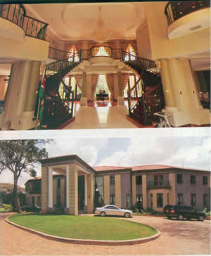 Raphael Tuju2 - From William Ruto To Aden Duale, Politicians Who Own Expensive Homes
