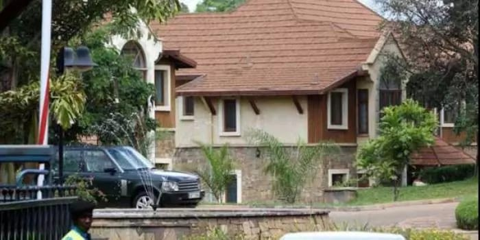 Anne Waiguru7 - From William Ruto To Aden Duale, Politicians Who Own Expensive Homes