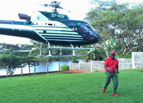 William Kabogo1 584x420 - From William Ruto To Aden Duale, Politicians Who Own Expensive Homes