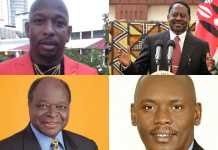 Kenyan Politicians