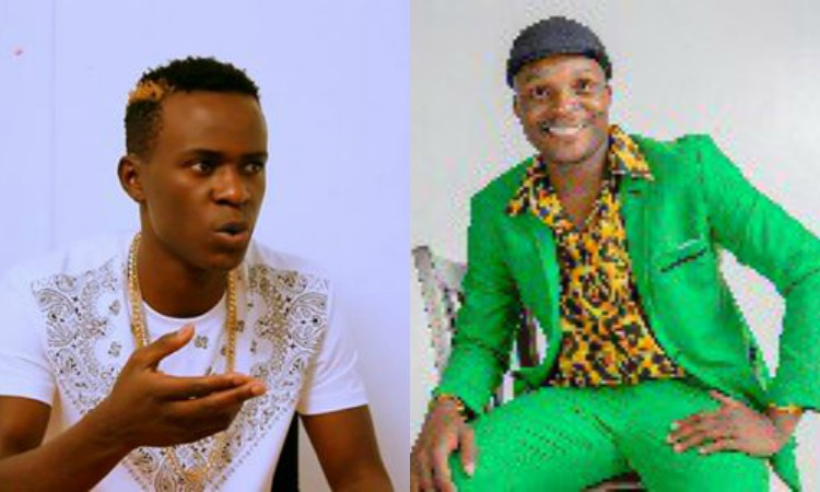 Jalango And Willy Paul - Jalang'o talks about his favorite trademark blouse