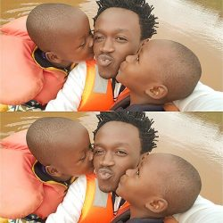 Bahati KIDS 250x250 - Where Did Bahati's Adopted Daughter, Purity, Go To? (PHOTO)