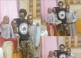 index1 - Where Did Bahati's Adopted Daughter, Purity, Go To? (PHOTO)