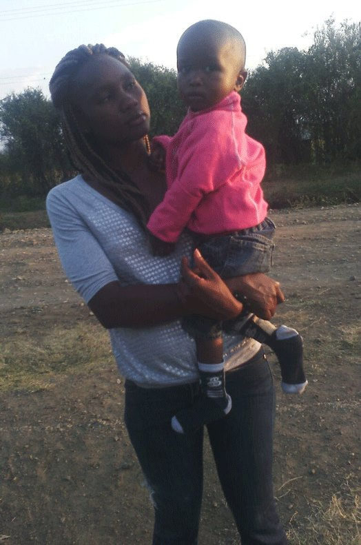 Widow To KDF Officer Killed In El-Adde Attack Loses 6 Months Baby