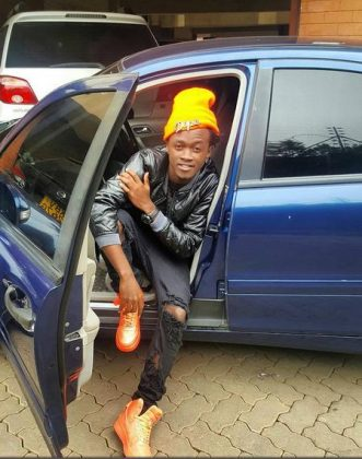 bahati swag5 331x420 - 23 Entertainers who are not afraid to show off their rides
