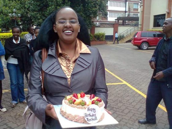 14021463 10208316065153863 5676782775836262290 n 560x420 - Former KBC Journalist And Street Hawker Narrates Ordeal With Abusive Hubby