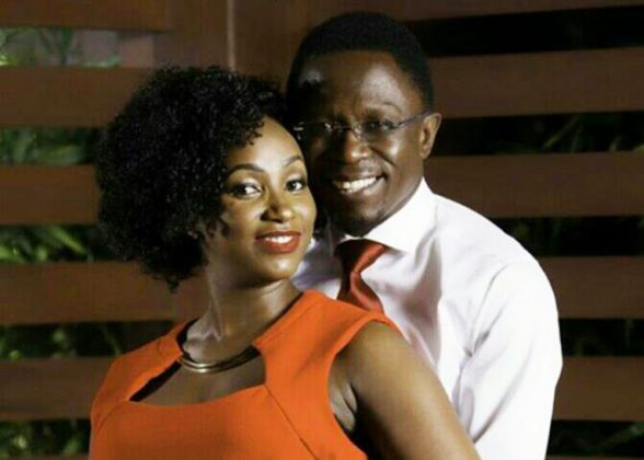Ababu and his wife