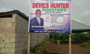 African Churches 350x210 - Jesus Come Down! Here Are The Funniest Names Of African Churches