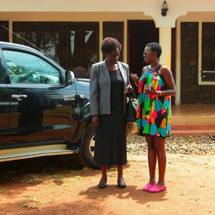Akothee Parents 2 420x420 - Money Is Good! Expensive Mansion Where Akothee's Parents Spend Their Nights