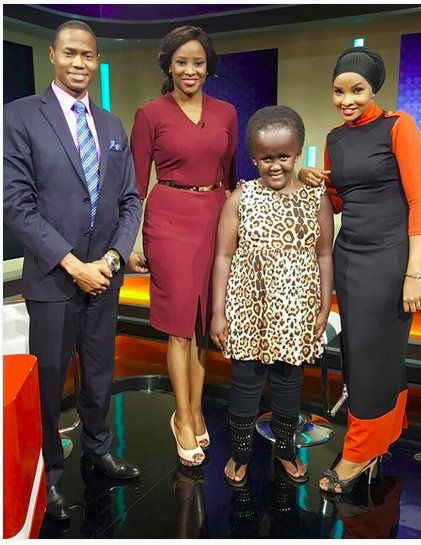Anne Ngugi1 - Anne Ngugi warns journalist, 'Just know your reason…'