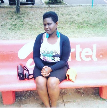 Jemutai Comedian7 417x420 - Kalenjin's Best Kept Secret! Sexy Photos Of Churchill Show Comedian Jemutai Surface