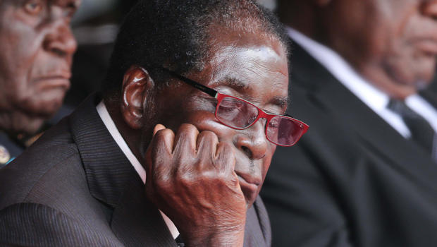 Robert Mugabe7888 - Uncle Bob Manenos! Check Out Robert Mugabe's Best Memes And Quotes