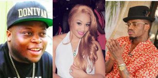Zari Hassan, Diamond Platnumz And Ivan
