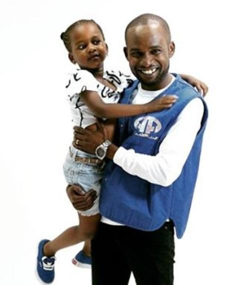 collo with his daughter