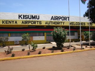 kisumu airport - This Is How Luo Women Behave When They Get Dumped