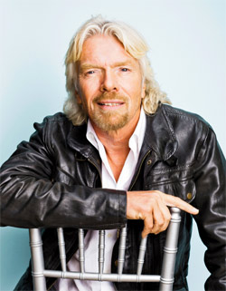 leadership comparison between sir richard branson Virgin group chairman richard branson 'a passionate belief in your business and personal objectives can make all the difference between sir richard branson.