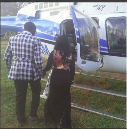 Saumu Mbuvi94 415x420 - 8 Of The Wildest Stunts Kenyan Rich Kids Have Ever Pulled