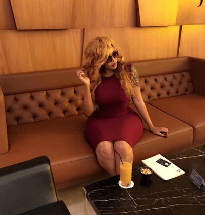 Screenshot from 2016 09 08 09 56 21 400x420 - Crowning glory! 10 Hair styles that transformed Vera Sidika to a wife material