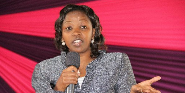 ruto - Beauty and brains! Meet the beautiful and supportive women behind Kenyan politicians