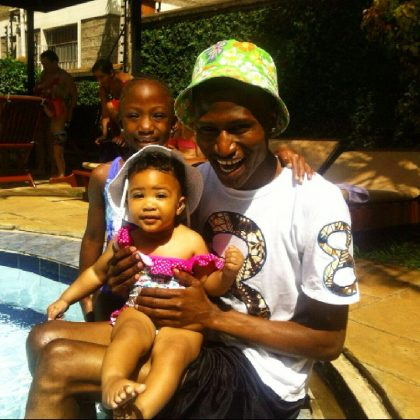 10422282 10152697916583842 732455312687742231 n 420x420 - Rare Moments Of East Africa's Best Celebrity Dads With Their Babies