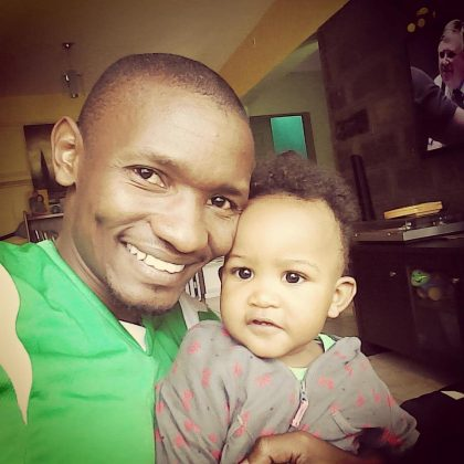 10995655 1850533285172084 5532096601032502081 n 420x420 - Rare Moments Of East Africa's Best Celebrity Dads With Their Babies