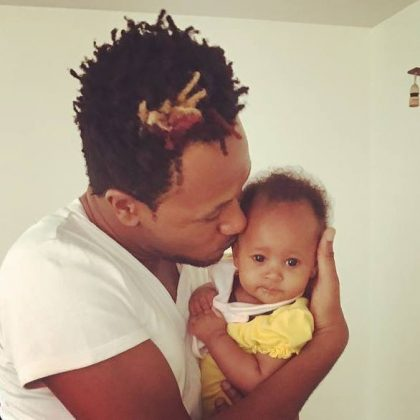12670821 1124785650886380 7206582087086659669 n 420x420 - Rare Moments Of East Africa's Best Celebrity Dads With Their Babies