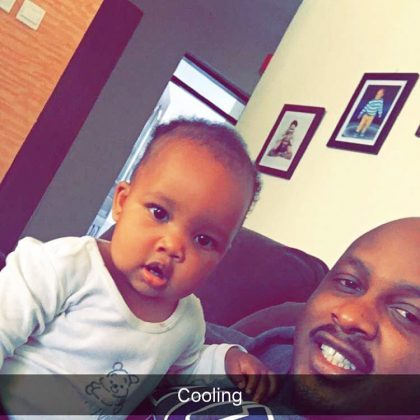 12928129 1069116379798205 6241968499951831223 n 420x420 - Rare Moments Of East Africa's Best Celebrity Dads With Their Babies