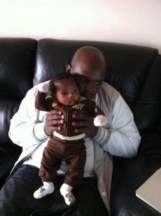 404113 10151182021006518 1179059704 n 314x420 - Rare Moments Of East Africa's Best Celebrity Dads With Their Babies
