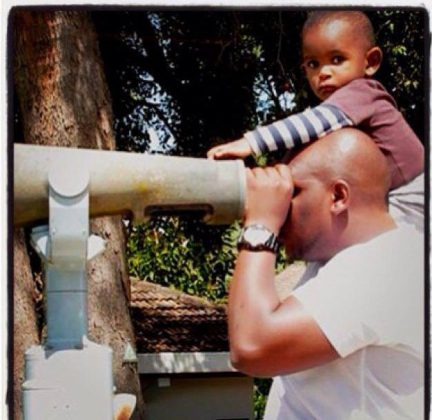 971853 10151709881881518 2003492376 n 432x420 - Rare Moments Of East Africa's Best Celebrity Dads With Their Babies