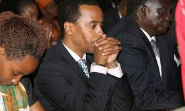 Exclusive Photos From President Uhuru's First Son's ...  Exclusive Photo...