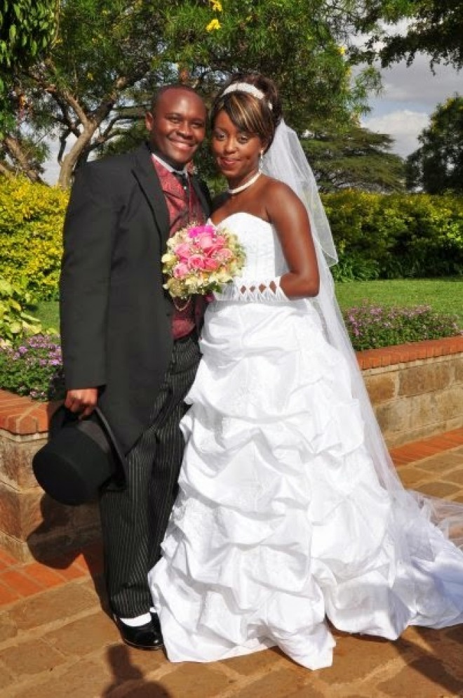 Lilian Muli Wedding 660x994 - Lilian Reveals Why She Uses 'Muli' Yet It's Not Her Father's Name