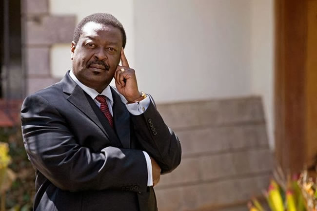 'How my sister was abducted and her leg chopped off,' narrates Mudavadi