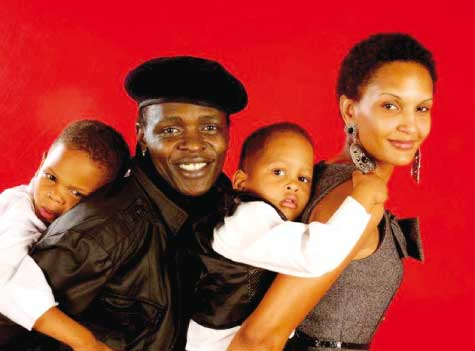 pulse270712 04 - Rare Moments Of East Africa's Best Celebrity Dads With Their Babies