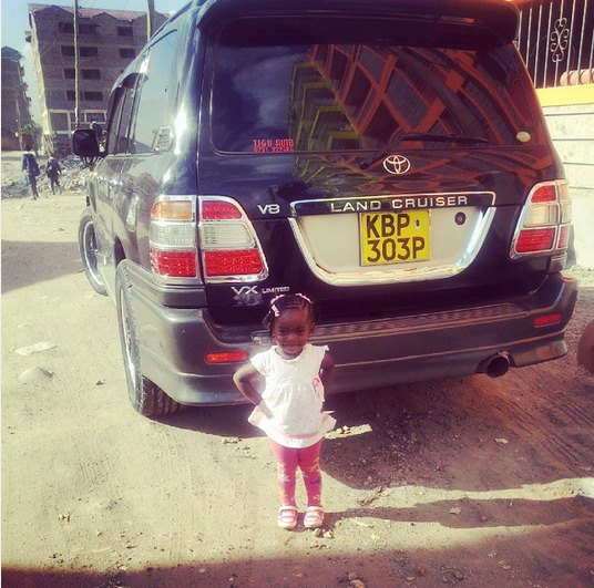 Betty Bayo 210 - Who Knew Pastor Kanyari Could Have Such A Beautiful Daughter? (Photos)