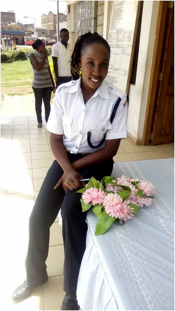 Warembo Wa Boinnet Photos Of Another Sexy Kenyan Cop Surface-2353