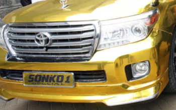 sonko car plates 350x220 - Five RICH Kenyan Personalities With Customised Car Number Plates [PHOTOS]