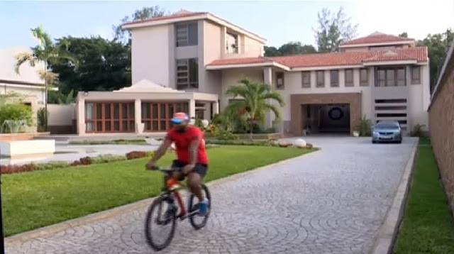 Joho - Check Out The Inside Of Joho's Lavish NYALI House (VIDEO TOUR)