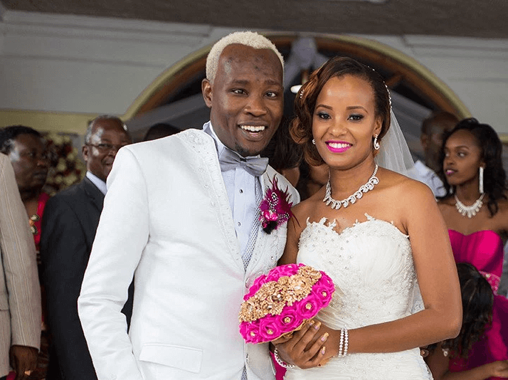 daddy owen wedding 10 - Exclusive: 'I can never use 'kifua' in my marriage,'Daddy Owen reveals why