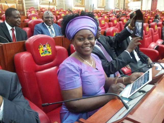 Image result for Controversial millie odhiambo