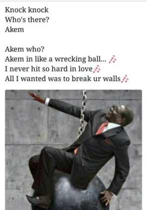 15873452 1800945460157229 2543681564846631926 n 295x420 - These Knock Knock Jokes About Kenyan Songs Will Kill You!