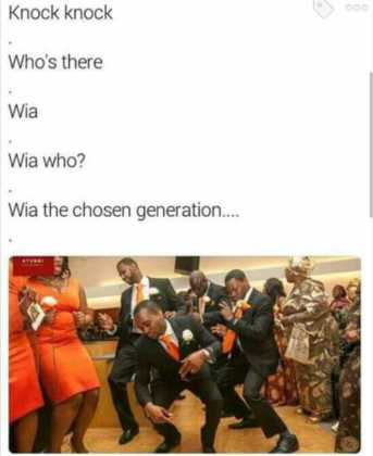 15894723 1800945293490579 4937982673091431295 n 343x420 - These Knock Knock Jokes About Kenyan Songs Will Kill You!