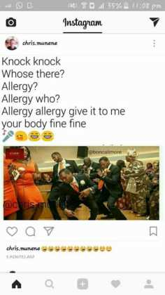 15965513 1800945530157222 2832099596339599256 n 236x420 - These Knock Knock Jokes About Kenyan Songs Will Kill You!